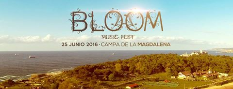 Bloom Music Festival Santander