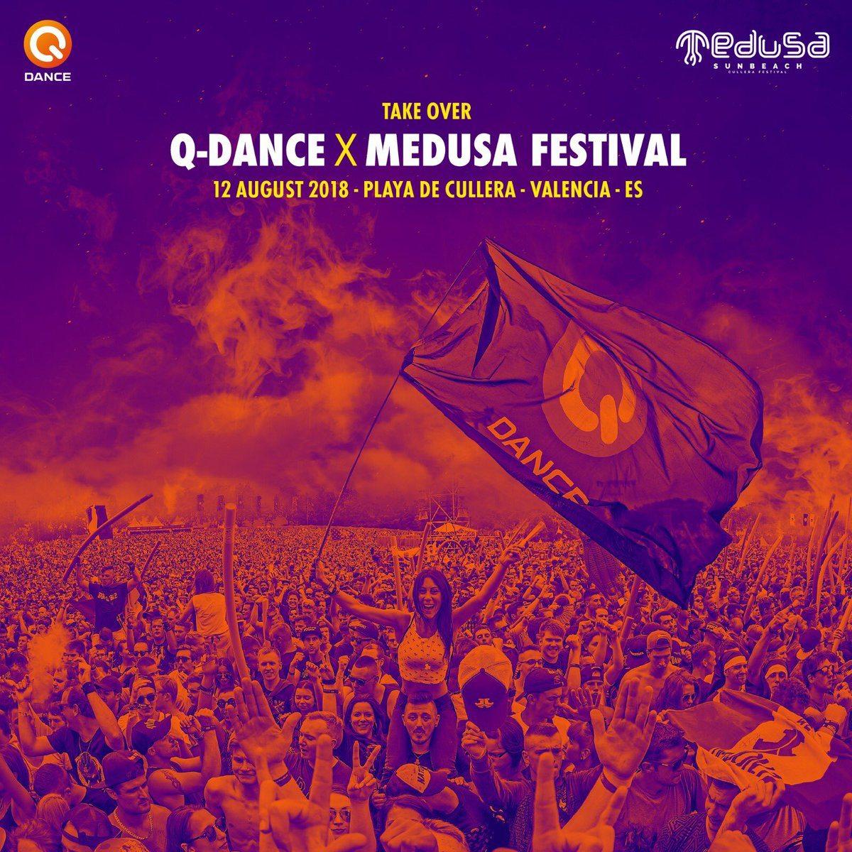 Medusa Festival Qdance España