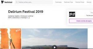 Delirium Festival 2019