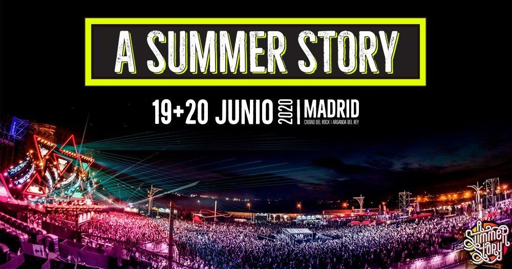 Cancelación a Summer Story 2020