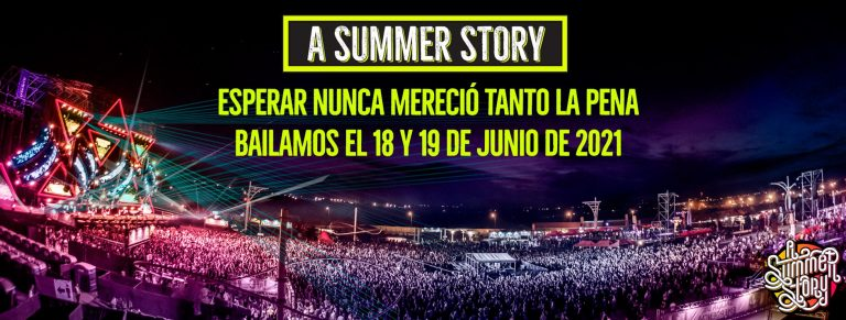 A Summer Story 2020 se traslada a A Summer Story 2021